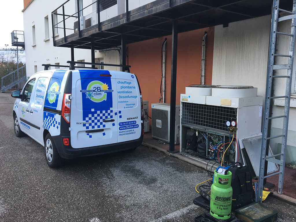 Maintenance - 2BCLIM - Climatisation - Chauffage - Plomberie - Ventilation -Désenfumage - Domotique GTC