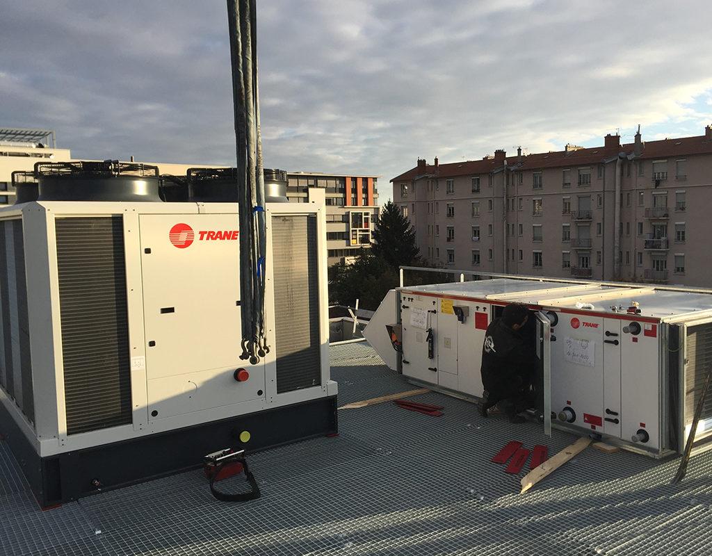 Ventilation - 2BCLIM - Climatisation - Chauffage - Plomberie - Ventilation -Désenfumage - Domotique GTC