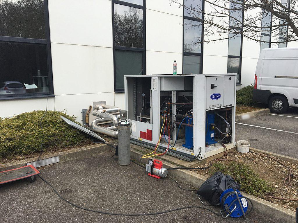 Dépannage - 2BCLIM - Climatisation - Chauffage - Plomberie - Ventilation -Désenfumage - Domotique GTC