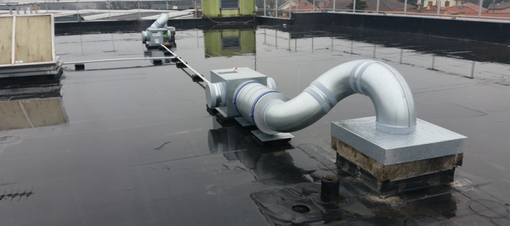Exemple de ventilation